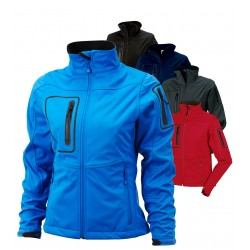 Damen Softshelljacke...