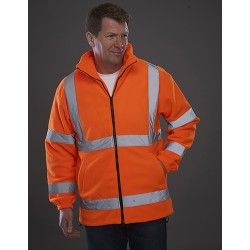 "Fleecejacke ""His-Vis Fleece..."