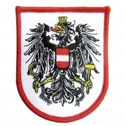 """Gesticktes Emblem """"Österreich"""""""