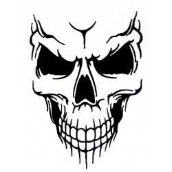 "Direktstick ""Skull"""