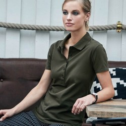 "Damen Polo ""Heavy Luxus..."