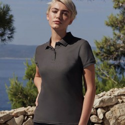 "Damen Polo ""Lady-Fit..."