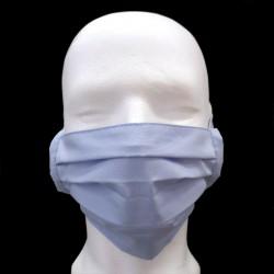 Mund-Nasen-Schutz hellblau...