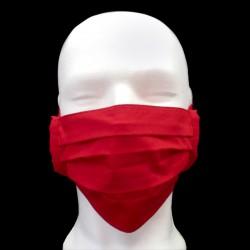 Mund-Nasen-Schutz rot (mit...