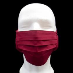 Mund-Nasen-Schutz weinrot...